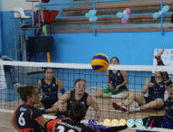 Tutto pronto per i campionati di Sitting Volley