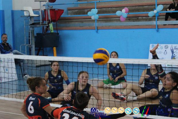 Tutto pronto per i campionati di Sitting Volley