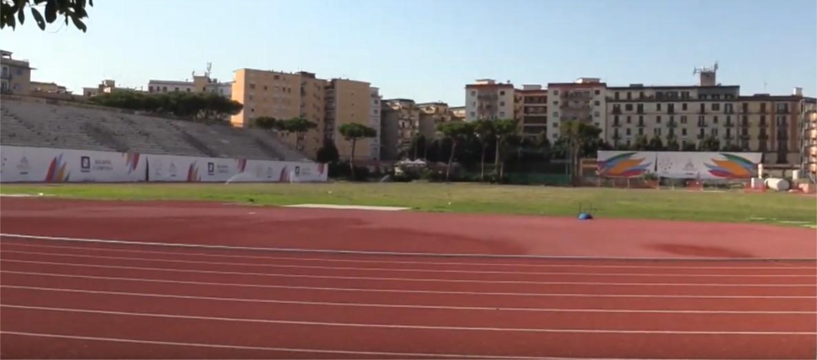 Napoli, Stadio Collana: l'avvocato Esposito denuncia abusivismo e gravi irregolarità