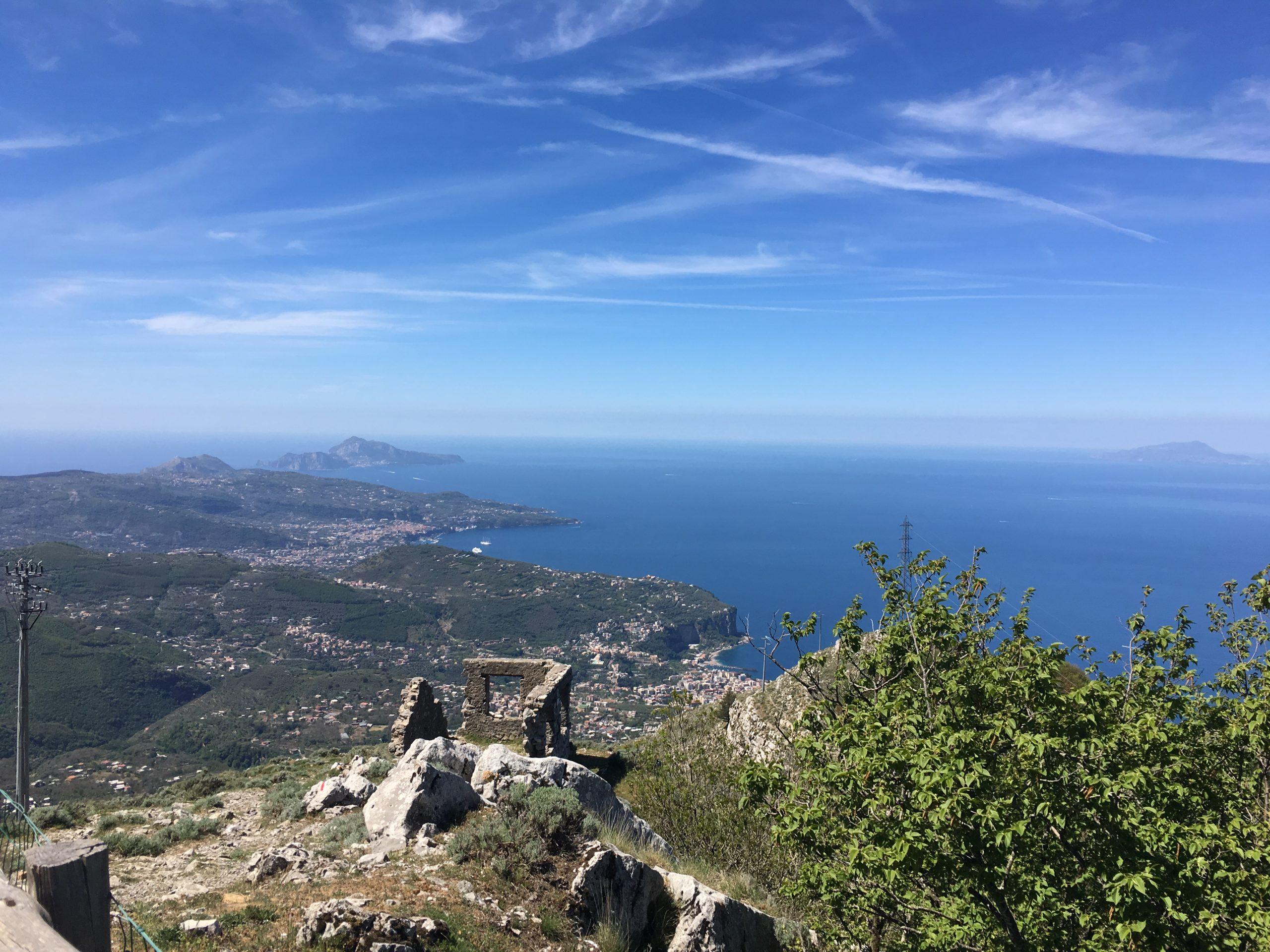Campania, il Parco regionale dei Monti Lattari diventa gestore del Monte Faito e della Valle delle Ferriere