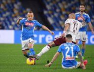 Difensori goleador, il Napoli mata il Toro