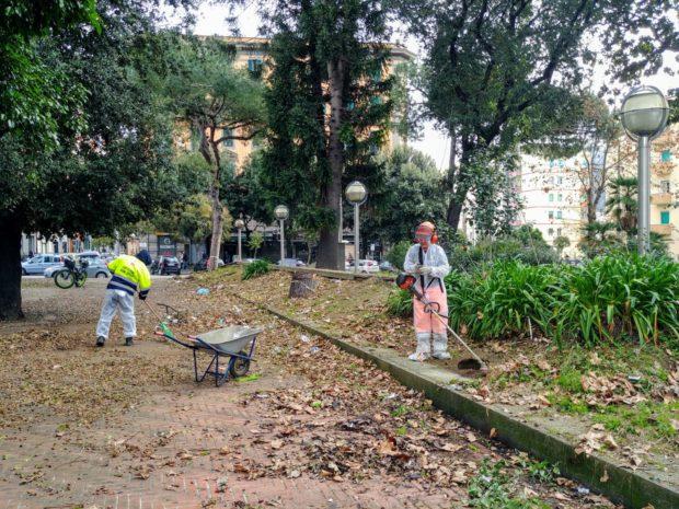 Napoli, Fuorigrotta: dopo gli articoli de Il Desk, il Comune corre ai ripari
