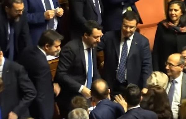 Nave Gregoretti, via libera al processo per Salvini