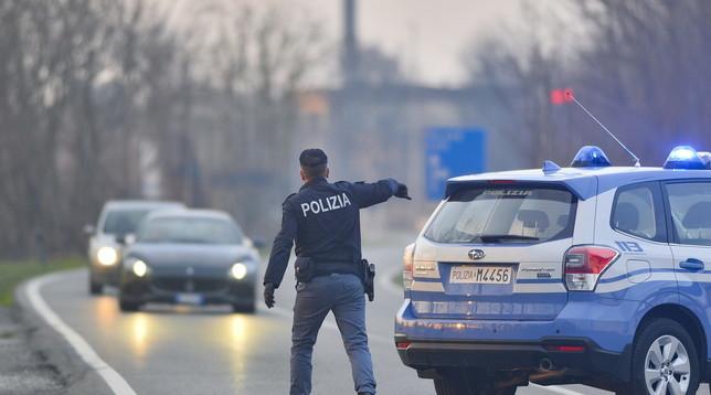 Aversa, rapina a portavalori:  47enne e 56enne fermati dalla Polizia