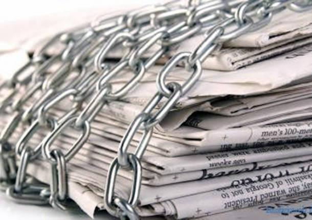 """54 mila """"querele facili"""" contro i giornalisti, servono solo a far paura"""
