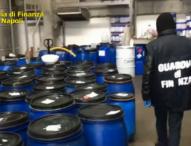 Coronavirus, Napoli: Guardia di finanza sequestra 773 igienizzanti per le mani non a norma