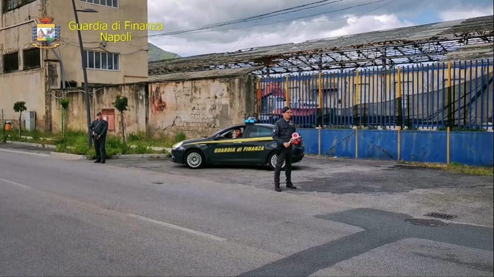 Torre Annunziata, finanza arresta 2 spacciatori
