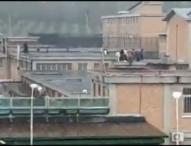 Coronavirus, carcere di Salerno: la rivolta dei detenuti contro la sospensione  dei diritti minimi
