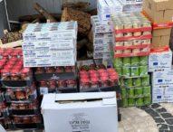 Generi alimentari e mascherine, solidarietà a Fuorigrotta e Bagnoli