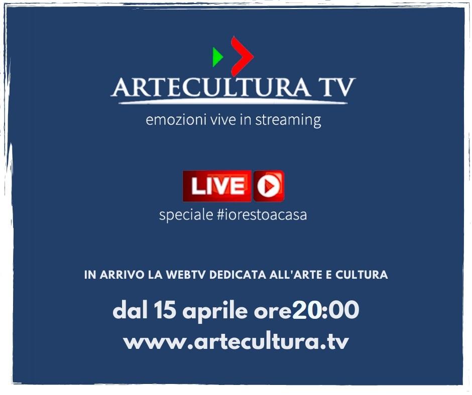 Una web Tv tutta dedicata all'arte e alla cultura