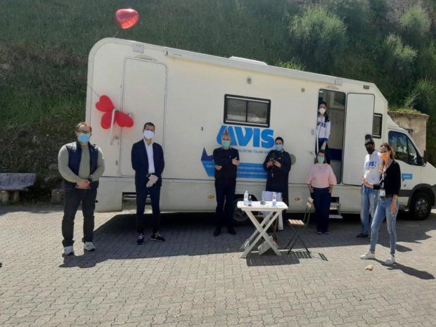 Giornata del Donatore a Conca della Campania: grande risposta solidale