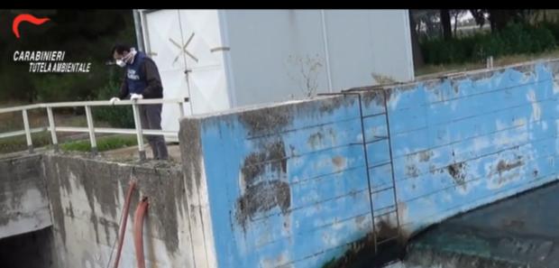 Benevento, blitz dei carabinieri: sequestrati 12 depuratori.  33 indagati per inquinamento