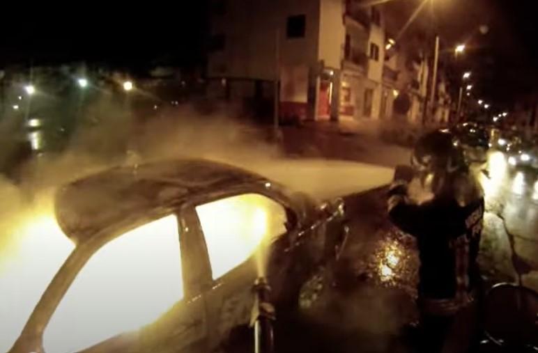 Pollena e Massa di Somma, preso il piromane delle auto. Forse roghi a Sant'Anastasia e San Sebastiano