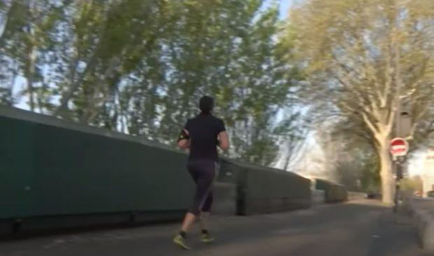 Coronavirus, in Campania jogging senza limiti orari