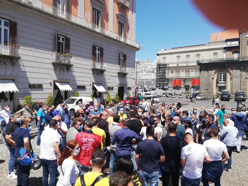 Napoli, la Gesac cancella gli appalti dei servizi: 100 posti di lavoro a rischio