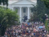 Proteste in tutte le città degli Stati Uniti per George Floyd contro il razzismo e la brutalità della polizia