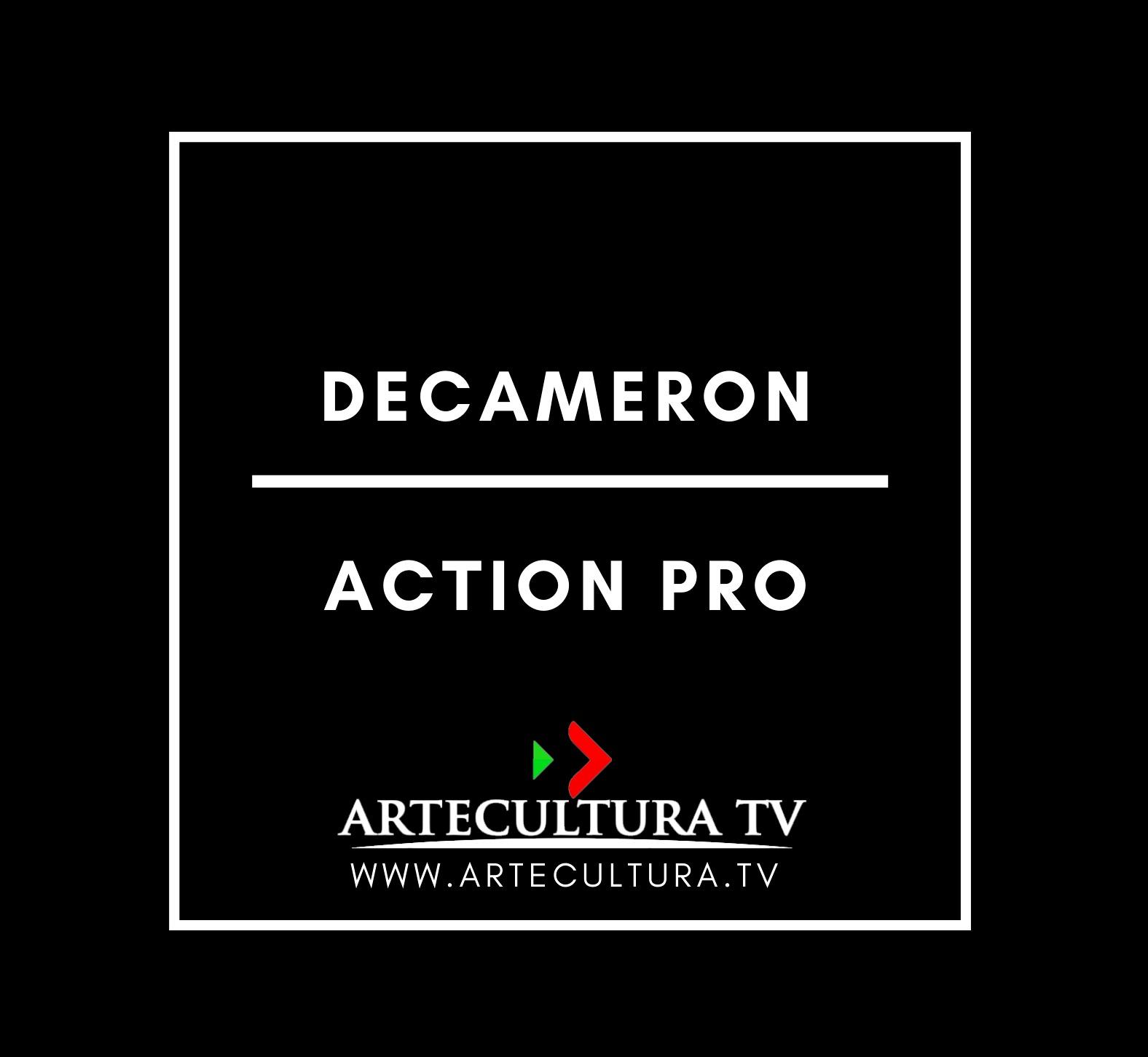 """La scuola di recitazione Action Pro presenta il """"Decameron"""" ai tempi del Covid-19"""