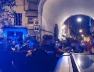 """Tafferugli piazza Bellini, M5s:""""de Magistris scelga da che parte stare"""""""