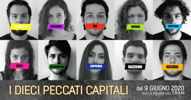 Peccati Capitali, debutto social della Compagnia Under 30