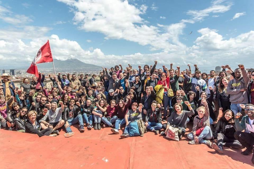 Campania, Sinistra in campo: Potere al popolo presenta la lista