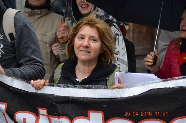 Campania: Maria Pia Zanni avanguardia dei precari e disoccupati, in campo con Potere al Popolo