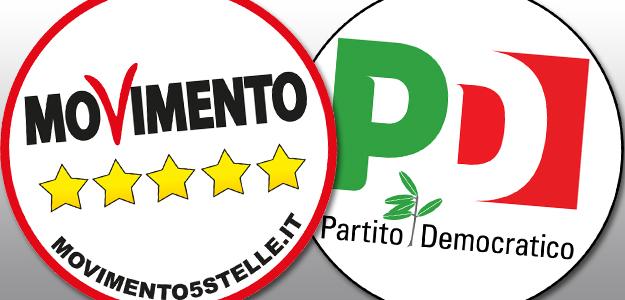 Alleanza organica e di potere tra Pd e M5s: accordo a Giugliano e Caivano