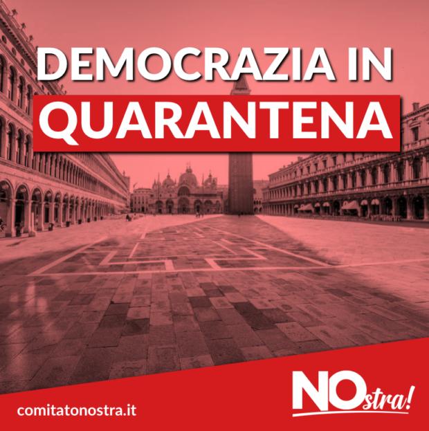 Referendum, No alle oligarchie