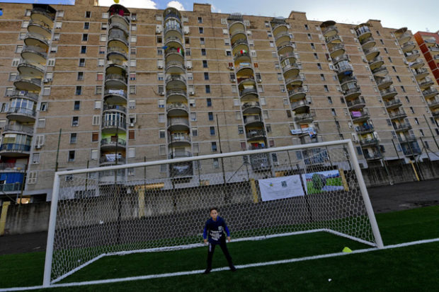"""Napoli, Muscarà (M5s): """"Aprite lo stadio di Scampia. Basta burocrazia"""""""