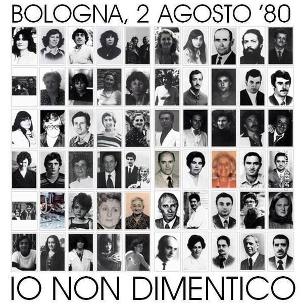Strage stazione di Bologna, la memoria e l'ipocrisia