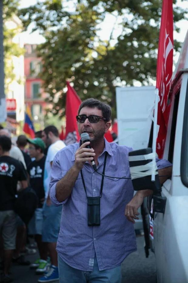 Michele Franco(Potere al Popolo): Cgil Cisl e Uil,  fuffa e demagogia fuori tempo massimo!