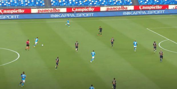 Covid, nel Genoa 14 positivi: il Napoli col fiato sospeso