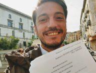"""Napoli, reintegrato al lavoro Giuliano Granato. Il Tribunale: """"E' un licenziamento ritorsivo per motivi sindacali"""""""