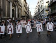 Napoli, le lotte dei disoccupati criminalizzate dallo stato di emergenza
