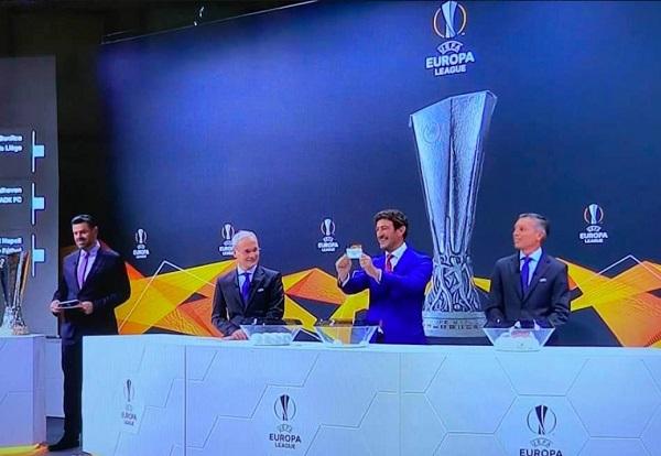 Sorteggio Europa League: Napoli con Real Sociedad, Az Alkmaar e Rijeka