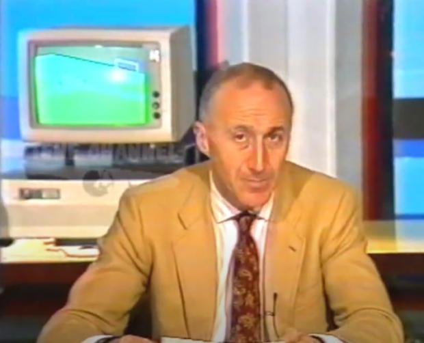 Addio Gianfranco De Laurentiis, volto storico del calcio Rai