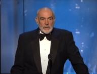 Addio Sean Connery, icona leggendaria del cinema