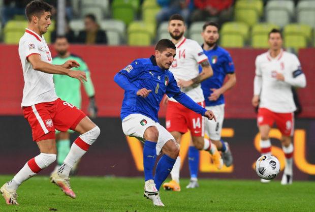 Nations League, per l'Italia pari a reti bianche in Polonia
