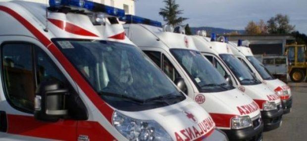Caserta, un volontario racconta il business ambulanze private