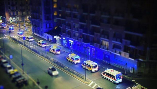 Coronavirus, business ambulanze: 700 euro per  trasporto paziente in ospedale
