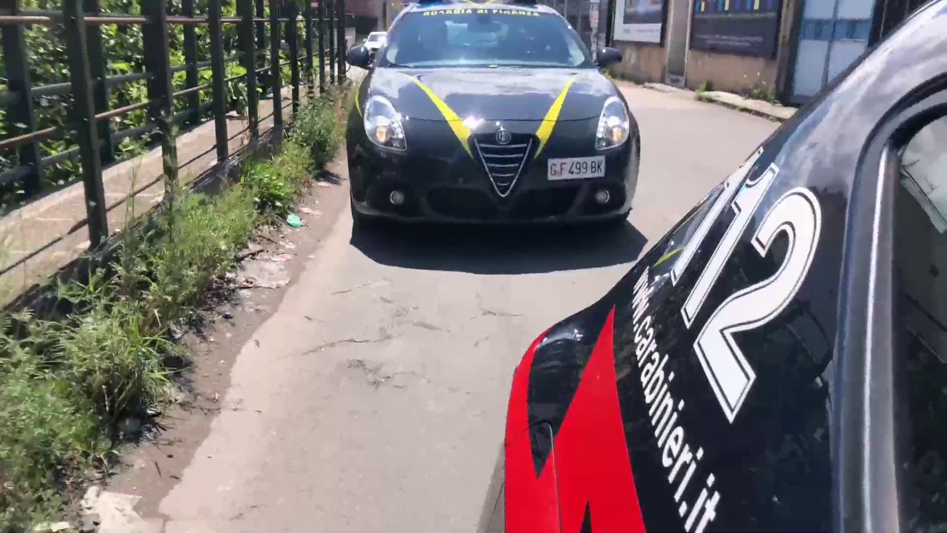 Clan Partenio, blitz  carabinieri e guardia di finanza: 14 arresti