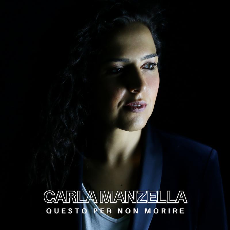 'Questo per non morire', è dedicato alle donne il nuovo singolo di Carla Manzella