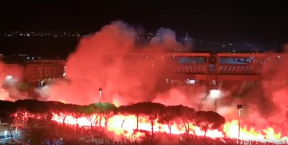 Napoli ha un'anima ribelle e da sempre odia potere