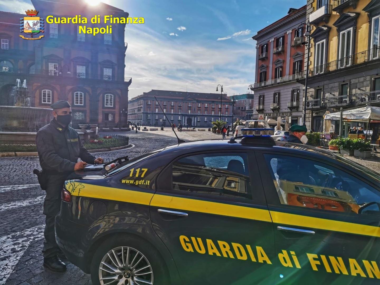 Napoli, Evasione fiscale: 6 persone indagate dalla Guardia di Finanza e sequestro da 1,6 milioni