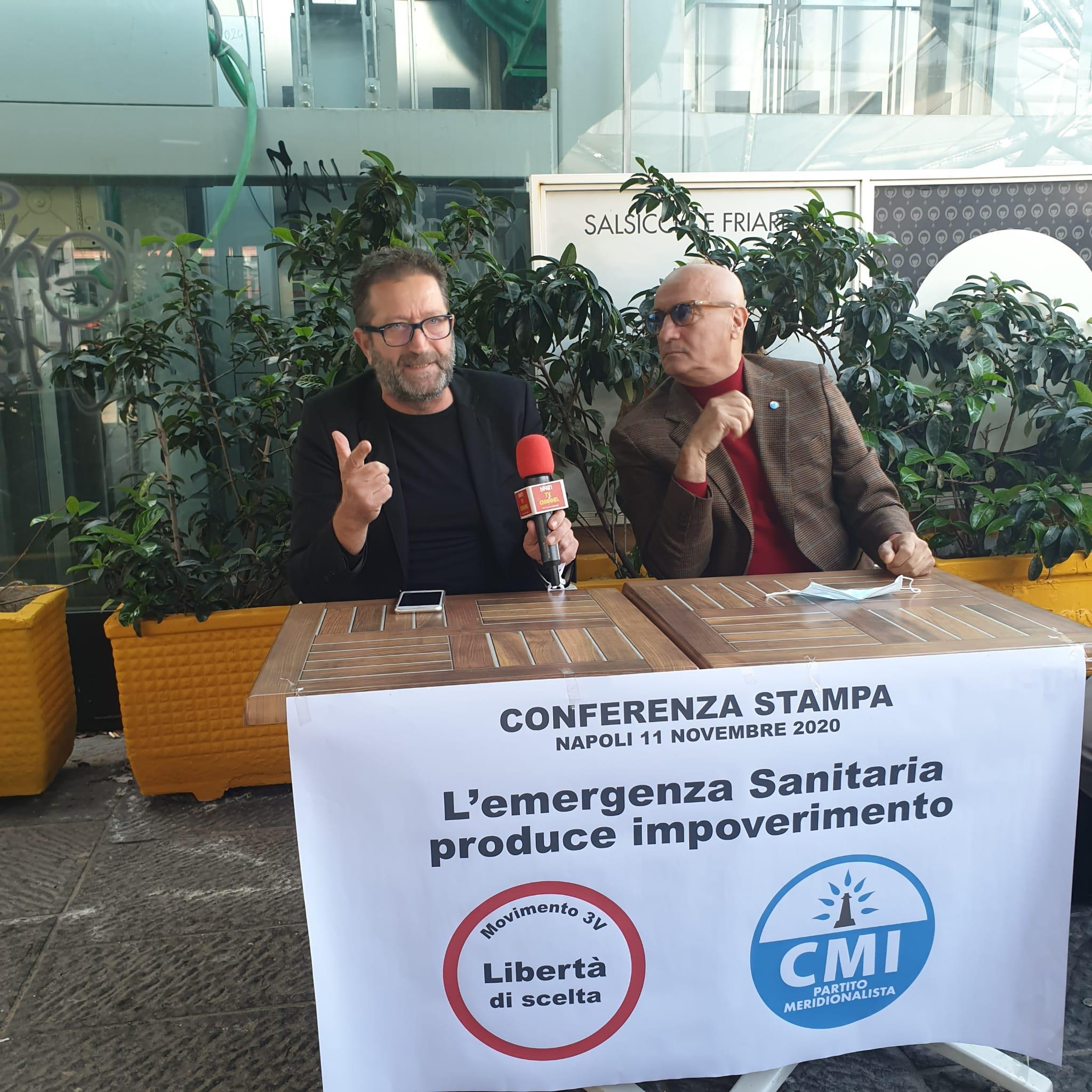 Covid, Campania: le categorie sociali preoccupate per clima di incertezza