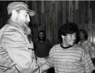 Diego e Fidel giocheranno insieme in cielo