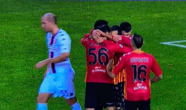 Il Benevento regola il Genoa