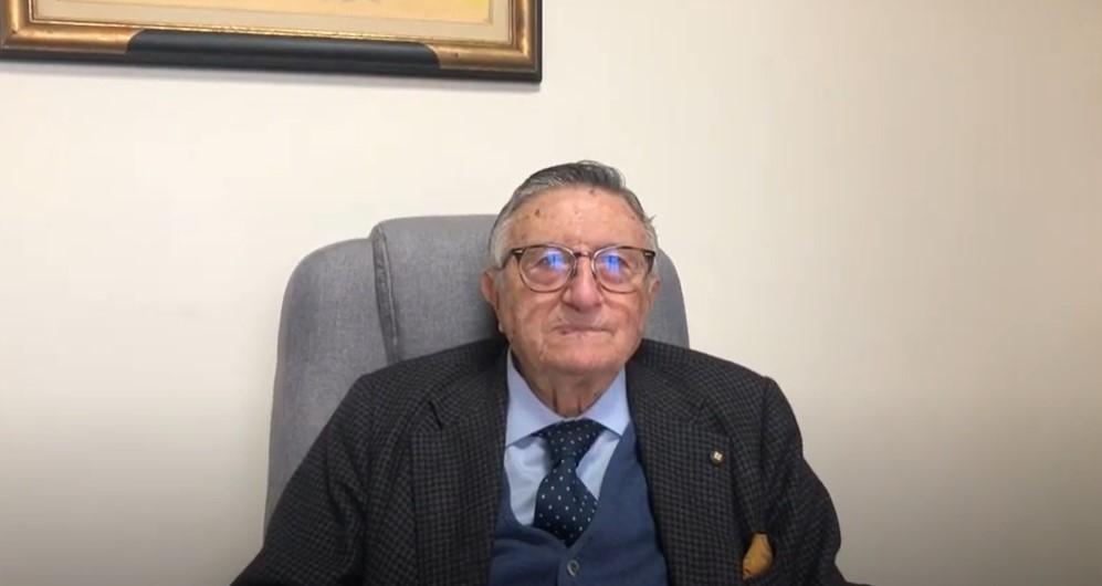 """Covid, il prof Tarro: """"Molti italiani hanno già sviluppato anticorpi"""""""