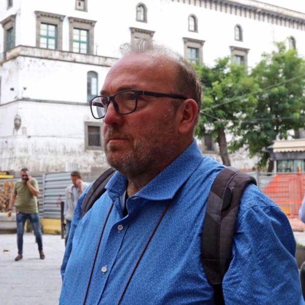 Napoli, solidarietà al cronista Roano insultato dal consigliere Nonno