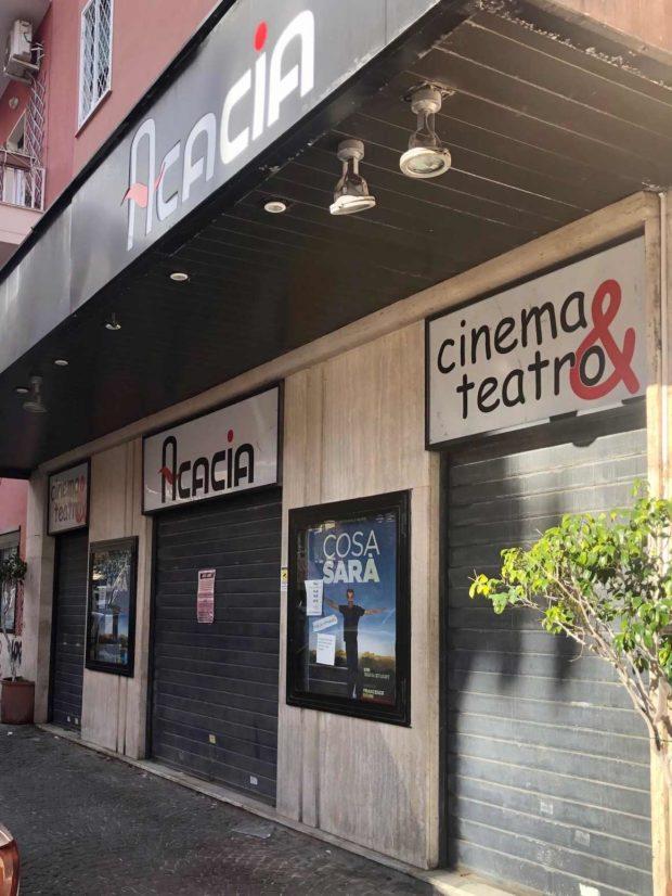"""Napoli, Vomero: il comitato """"Valori collinari"""" si mobilita per il teatro Acacia"""