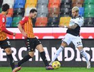 Colpo del Benevento a Udine